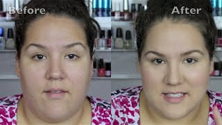 Video Flawless Foundation Routine⎪Perfect, Long-lasting Makeup for Oily Skin! MP3, 3GP, MP4, WEBM, AVI, FLV Juni 2018