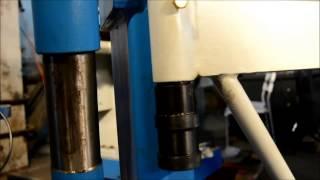 Сегментный листогиб MTB 3S 1215 MetalMaster