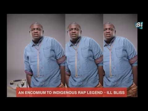 WAH'ZUP ZONE EP08 - AN ENCOMIUM TO INDIGENOUS RAP LEGEND - ILL BLISS