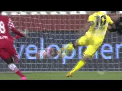 Fujairah 2 x Al Wasl 3 AG League 18 02 2016 Goals
