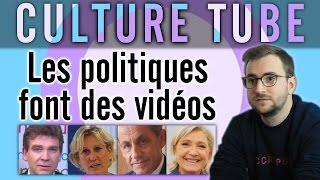 """Avec Jean Massiet.Aujourd'hui on jette un coup d'oeil sur les chaînes YouTube de nos politiques français !Et on parle également des contenus politiques sur cette plateforme.Twitter : @MisterJDayS'abonner à ma chaîne YouTube : http://bit.ly/MisterJDayFacebook : http://www.facebook.com/MisterJDayPlaylist Culture Tube : https://www.youtube.com/playlist?list=PLffNsVJ4AqKhdFcwH9l1RTsdv1t_3UH2K►La chaîne """"Accropolis"""", de Jean Massiet ◄https://www.youtube.com/laviepubliqueSommaire :► Partie I : 1:13Dossier sur le thème des politiques français sur YouTube► Partie II : 34:04Discussion avec Jean Massiet sur le thème des politiques français sur YouTube► Partie III : 43:38Analyse humoristique de la chaîne """"Accropolis"""" de Jean Massiet (décryptage, commentaires...)► Partie IV : 50:23Interview de Jean Massiet sur sa chaîne et sur le monde politique.NB : D'après le network BBTV, la chaîne de J-M Le Pen n'est pas enregistrée chez eux, il s'agirait selon le network d'une erreur d'affichage du site SocialBlade.Auteur : MisterJDayAvec :► Hardisk : http://www.youtube.com/Hardisk► KamaDesTrucs : https://www.youtube.com/KamadestrucsRéalisation Interview :► Kévin Mantovani : https://www.youtube.com/user/rastabob95Un immense merci à :► Paniac : https://www.youtube.com/user/LucienJanpianLa chaîne de Ganesh2 : https://www.youtube.com/user/ganesh2levraiLa chaîne de Khaled Freak : https://www.youtube.com/user/ninouche13600Musique d'intro-générique, par Woredan : https://www.youtube.com/watch?v=wiOI3XBkY3gMusique principale du dossier, par Raymusique : https://www.youtube.com/watch?v=uAtnofOy230CULTURE TUBE - Ep 7 """"La proximité avec le public"""" : https://www.youtube.com/watch?v=23mWLGcyx_ACULTURE TUBE - Ep 8 """"Content ID"""" : https://www.youtube.com/watch?v=fOUxZqsvb64Ma chaîne YouTube : http://www.youtube.com/JDayMa chaîne Gaming : http://www.youtube.com/SuperJDay64"""