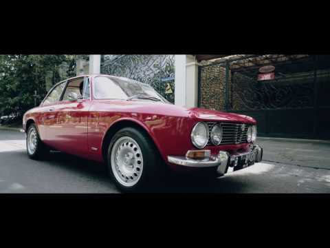 Lifesvn: One Fine Morning With an Alfa Romeo 2000 GTV (4K)