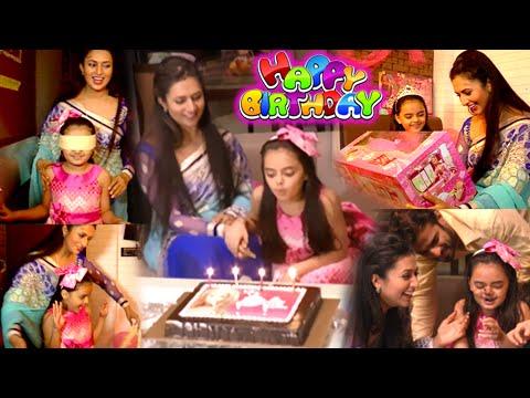 Divyanka And Karan Celebrate Ruhi's Birthday | Ye