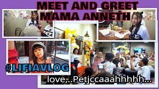 Video LIFIA  VLOG meet and greet mama ANNETH OMAGAH PART 1 MP3, 3GP, MP4, WEBM, AVI, FLV Februari 2019