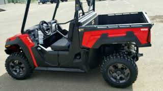 9. 2019 PROWLER PRO | QUIETEST SIDE BY SIDE IN THE WORLD - TEXTRON UTV