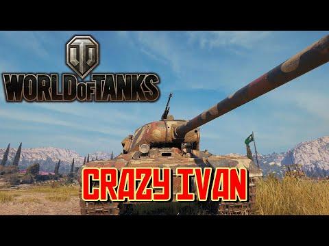 World of Tanks - Crazy Ivan