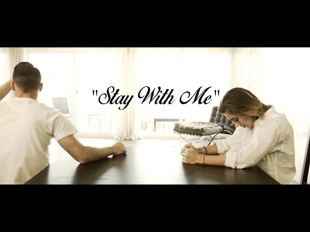 Stay With Me - this happens to all inlove couples at some point...