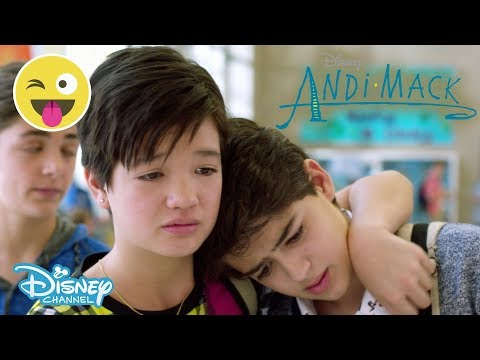 Andi Mack | Season 2 Episode 9 First 5 Minutes | Official Disney Channel UK