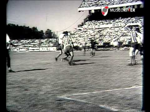 River vs. Rosario Central (1956)