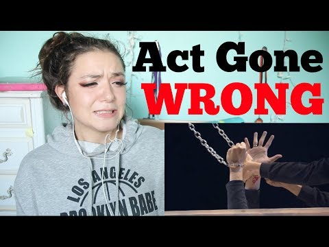 GONE WRONG! Demian Aditya Escape Artist Attempts Death-Defying Stunt (видео)