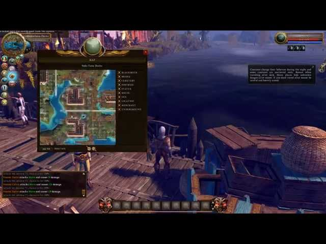 Видео к игре Wave of Darkness
