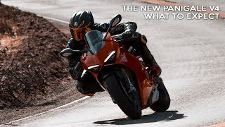 8. The New DUCATI PANIGALE V4 (Full Review)