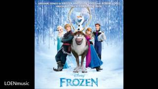 Idina Menzel_Let It Go [Frozen OST (Deluxe Edition) (겨울왕국)]_Full Audio