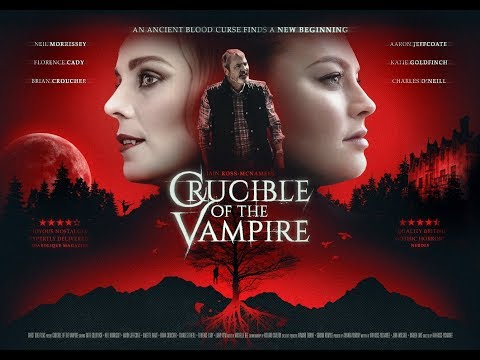 CRUCIBLE OF THE VAMPIRE Official Trailer (2019) Horror