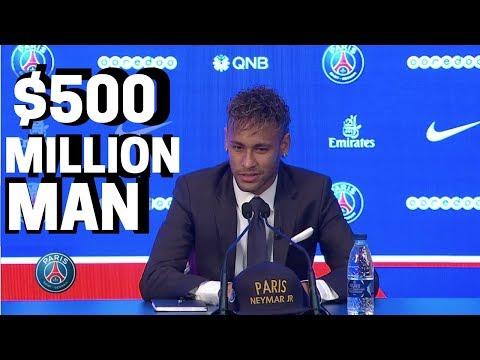 Why is Neymar worth half a billion dollars?