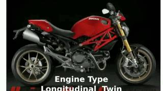 10. 2011 Ducati Monster 1100 S - Specification & Features