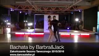 Bachata by Barbra&Jack na Zakończeniu Sezonu Tanecznego w Dance Atelier