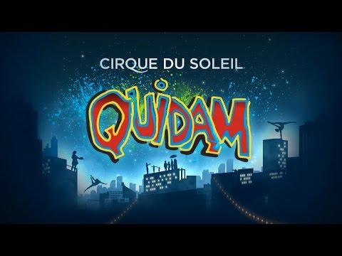 Quidam do Cirque du Soleil – 18 a 28 dezembro em Lisboa
