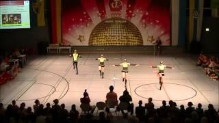 Silhouettes - Süddeutsche Meisterschaft 2014
