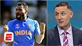 Mohammed Shami executed hat trick under enormous pressure - Michael Hussey | Cricket World Cup