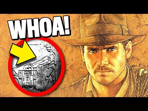 10 Things You Never Knew About RAIDERS OF THE LOST ARK