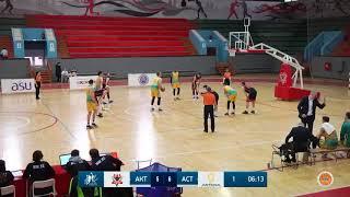 Full game— National league:«Akrobe»vs «Astana» (2-nd match)