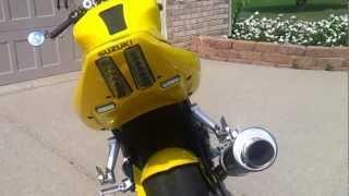 5. My 2005 Suzuki SV650 Motorcycle Walk around