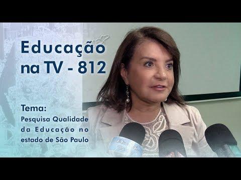 Pesquisa Qualidade da Educação no estado de São Paulo