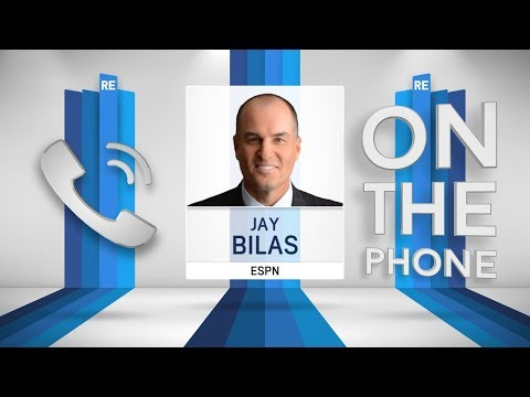ESPN's Jay Bilas Talks NBA Draft Lottery & More with Rich Eisen I Full Interview | 5/16/18