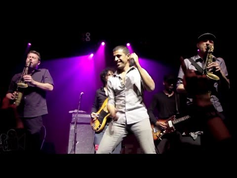Balkan Beat Box - Balcumbia  (Live in New York) | Moshcam