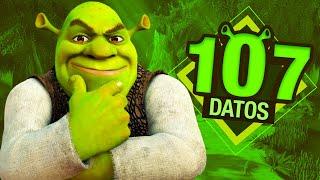Video 107 Datos De Shrek Que DEBES Saber (Atómico #75) en Átomo Network MP3, 3GP, MP4, WEBM, AVI, FLV Mei 2018