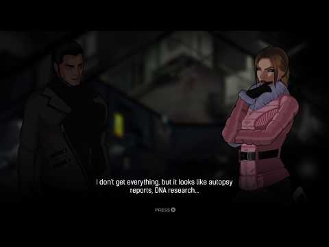 Прохождение Fear Effect Sedna (старые герои PS one в новом формате) продолжение