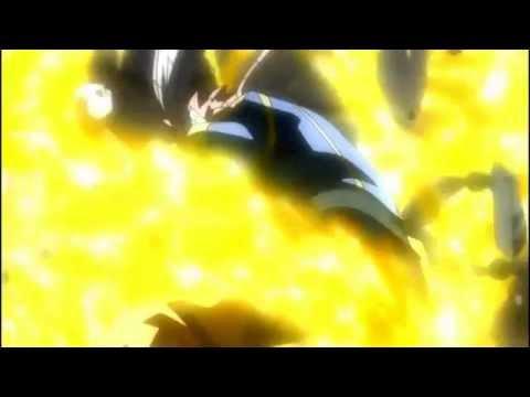 Fairy Tail- Flame Lotus Pheonix Sword (English Dub)