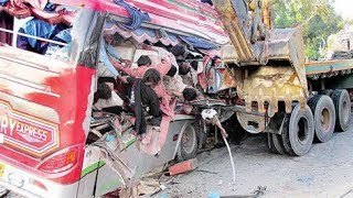 Nonton Top 10 Dangerous road accident 2017 Film Subtitle Indonesia Streaming Movie Download
