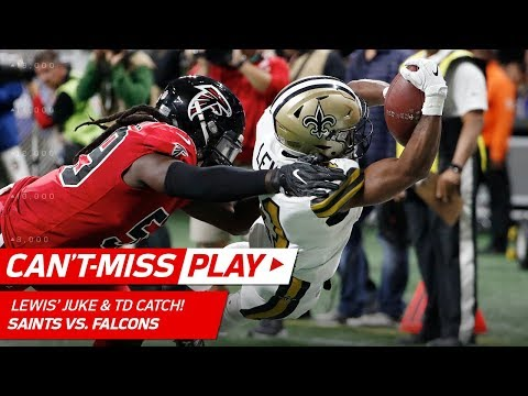 Video: Tommylee Lewis Unleashes CRAZY JUKE on Big TD Catch! | Can't-Miss Play | NFL Wk 14 Highlights