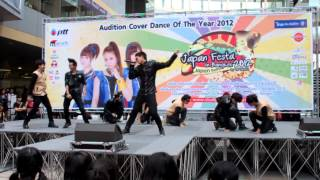 Download Lagu Fantastic Baby-RealiZe cover Big Bang-Audition Japan Festa @Siam Discovery Mp3