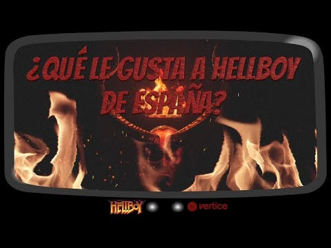 Hellboy - ¿Qué elegiría Hellboy??>