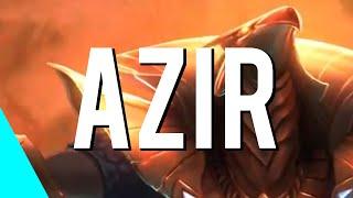 Azir và những pha xử lý siêu hay trong tay cao thủ