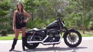 10. Used 2013 Harley Davidson Sportster Iron 883 Motorcycles for sale