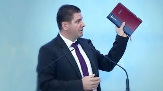 Marius Livanu – Cele 10 Porunci: Eu sunt Domnul Dumnezeul tau.