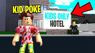 Video I Worked At An KIDS ONLY Hotel.. I FOUND ADULTS TRAPPED! (Roblox) MP3, 3GP, MP4, WEBM, AVI, FLV Juli 2019
