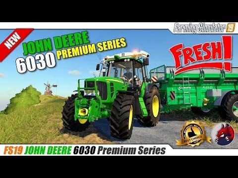 John Deere 6030 Premium Series v1.0.0.0