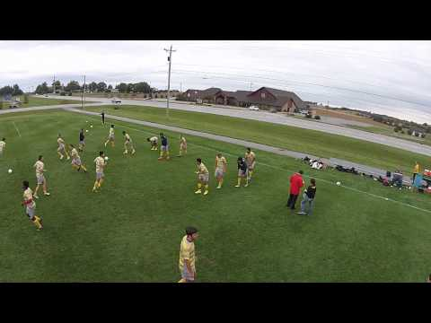 MCC Soccer Drone Footage