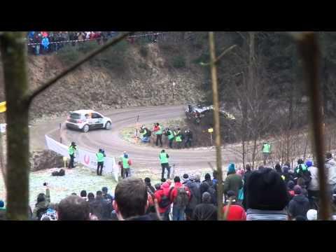Jänner Rallye 2014 - SS1 - Pierbach