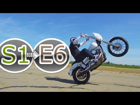 Let It Ride - A Tale of Two Harleys - S01E06