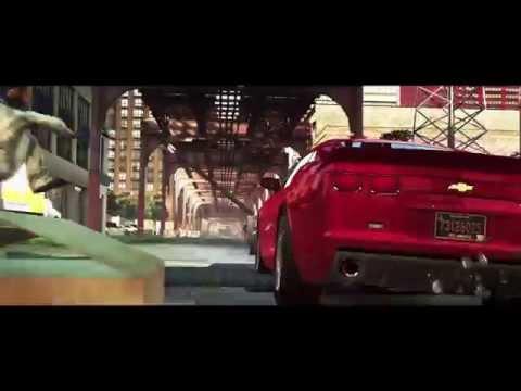 The Crew Playground Trailer [NORTH AMERICA] видео
