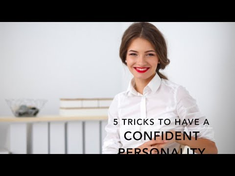 CONFIDENCE BUILDING TIPS   BY IMAGE CONSULTANT   FEEL CONFIDENT QUICKLY   PERSONALITY DEVELOPEMENT