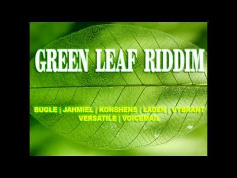 Green Leaf Riddim Mix (march 2012)