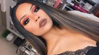 Affordable Fall Makeup Tutorial | Sarahy Delarosa