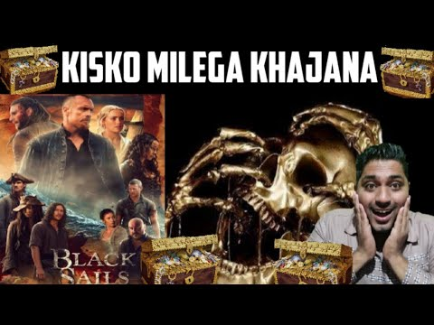 Black Sails Review in hindi | Black sails Season 1 - Season 2 Review by ARHAAN ENTERTAINMENT